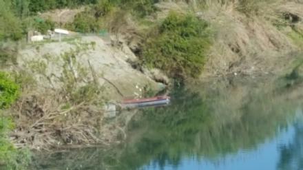 LA LOGGIA - I nomadi accampati a Tetti Sagrini denunciati per scarico incontrollato di rifiuti