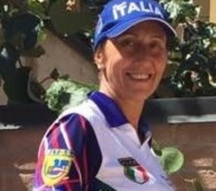 LA LOGGIA - Lucia Caroli capitana della nazionale ai mondiali di tiro dinamico