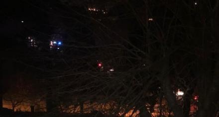 MONCALIERI - Tragedia in strada Revigliasco: motociclista finisce nel fossato e muore