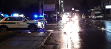 MONCALIERI/NICHELINO - Strade pericolose: tre persone investite in unora e due incidenti
