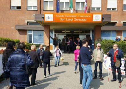 COVID - Il San Luigi di Orbassano diventa al 50% Covid Hospital
