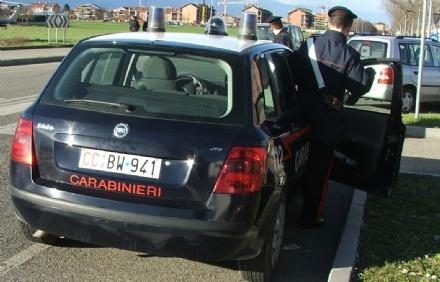 TROFARELLO - Scippano le anziane: due balordi di Cuneo arrestati dai carabinieri