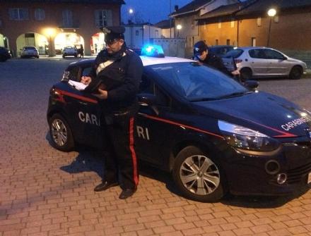 CARMAGNOLA - I carabinieri arrestano tre uomini per droga