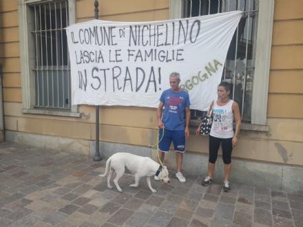 NICHELINO - Occupa abusivamente una casa popolare perchè sfrattata