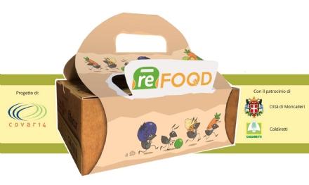MONCALIERI-NICHELINO - Il cibo non si spreca: nelle scuole arriva il doggy bag