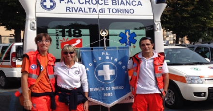 RIVALTA - La crisi del volontariato colpisce anche la Croce Bianca