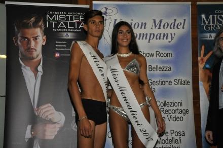MONCALIERI - Claudia e Giovanni sono i più belli per i trent'anni di Miss e Mister Moncalieri