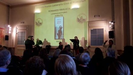 MONCALIERI - Premio letterario al Castello di Moncalieri