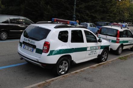 CANDIOLO - Viaggiava con la patente priva di punti, senza assicurazione e con due fermi amministrativi: multa di 4mila euro
