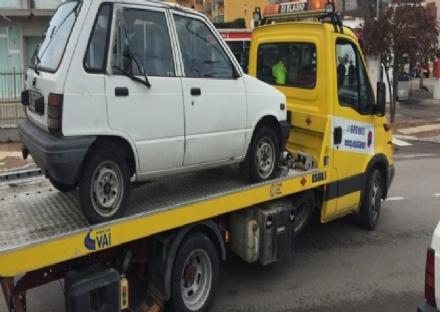 BEINASCO - Auto senza assicurazione sulla strada: raffica di sequestri