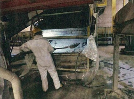 GERBIDO - Lavoratori esposti a diossina e ammoniaca allinterno dellinceneritore