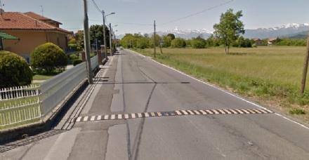 RIVALTA - Via i dossi da via Alfieri a Gerbole, avevano fatto infuriare anche la Croce Bianca