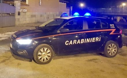 NICHELINO - La fidanzata lo lascia e lui tenta di incendiarle lauto: ragazzo arrestato dai carabinieri
