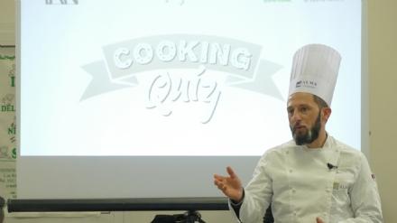 CARIGNANO - Gli studenti del Bobbio protagonisti in televisione con il «Cooking Quiz»