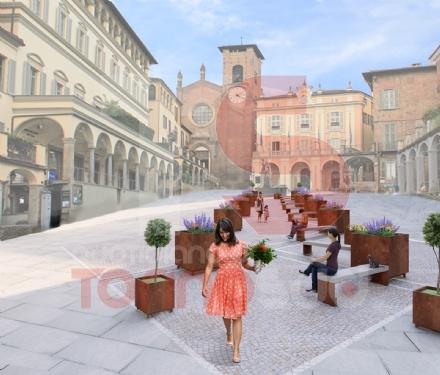 MONCALIERI - Ecco la nuova piazza Vittorio Emanuele II: approvato il progetto esecutivo