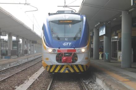TRASPORTI - Nuovo orario ad agosto per la ferrovia Sfm1 gestita da Gtt