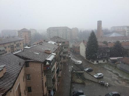 CINTURA - Arriva la neve, temperature in picchiata per il grande freddo