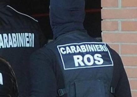 PIOSSASCO - Operazione del Ros contro la ndrangheta, arresti e perquisizioni