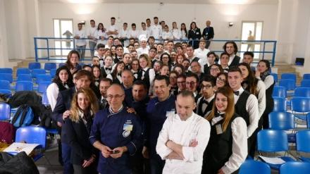 CARIGNANO - Listituto Bobbio partecipa al Cooking Quiz nazionale