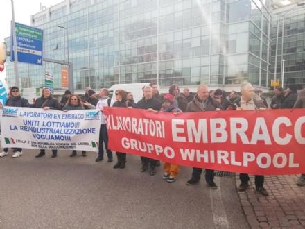 FALLIMENTO VENTURES - «Regione e Ministero accelerino per salvare i lavoratori»