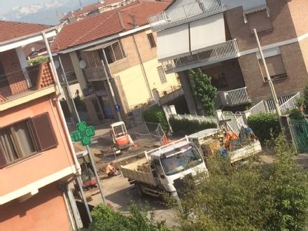 NICHELINO - Quartiere Kennedy a secco: centinaia di residenti senzacqua per un guasto alle tubature