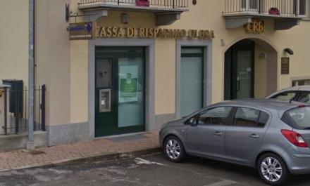 PIOSSASCO - Disoccupato 62enne in trasferta a Bra per rapinare una banca: arrestato