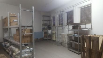 NICHELINO - La Croce Rossa resta senza magazzino: stop agli aiuti ai bisognosi
