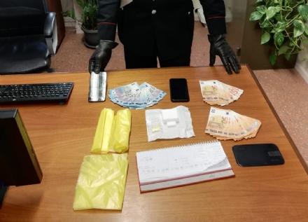 BEINASCO - Spaccia cocaina sotto gli occhi dei carabinieri: arrestato un altro pusher