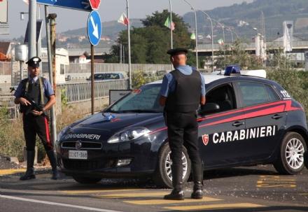 MONCALIERI - Inseguimento da film tra Carmagnola, Moncalieri e Trofarello. Arrestato un 46enne del Cuneese