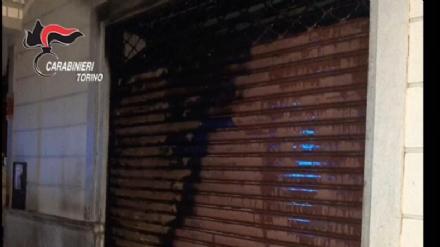NICHELINO - Incendio del negozio: la donna arrestata ha cercato di sviare le indagini
