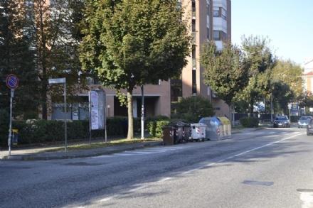 NICHELINO - Via ai cantieri nelle vie Cacciatori, Vernea e Garibaldi