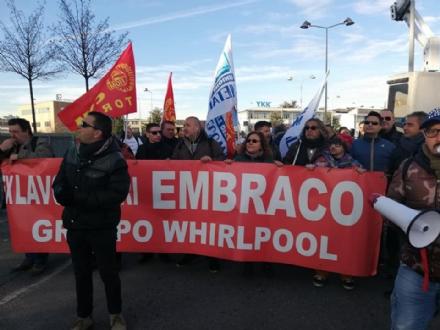FALLIMENTO VENTURES - La Lega: «Dopo averli condannati, ora il governo salvi i lavoratori Embraco»