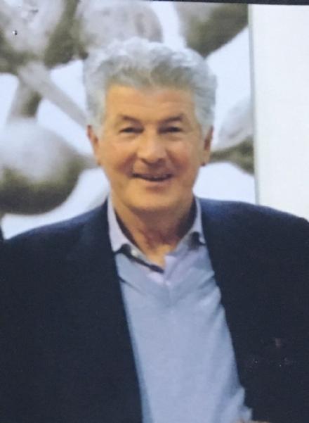 NICHELINO - Morto a 74 anni limpreditore Andrea Parisi, stroncato da un infarto nel suo albergo