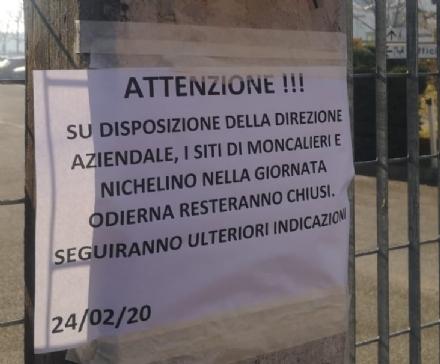 """NICHELINO - Il sindaco: """"Luomo contagiato allItaldesign è in buone condizioni. No allarmismi"""""""