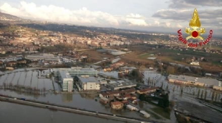 MONCALIERI - In arrivo i primi fondi regionali per gli alluvionati: «Un passo concreto per la sicurezza dei cittadini e dei territori»