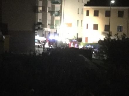 MONCALIERI - Perde il controllo dellauto e si schianta in strada Genova