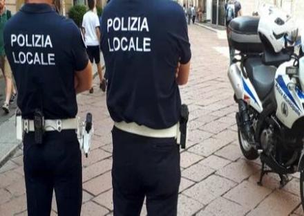 VIRUS - La Regione stabilisce che tutta la polizia locale deve stare sulle strade