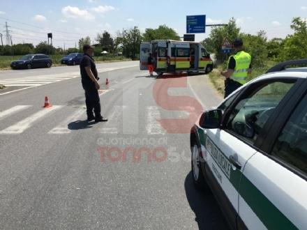 RIVALTA-ORBASSANO - Strada maledetta, nulla è cambiato dopo lincidente della ragazza incinta