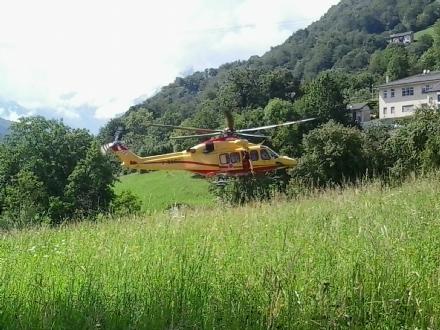 INCIDENTE SUL MONVISO - Alpinista di Carmagnola cade sulle rocce: elitrasportata in ospedale