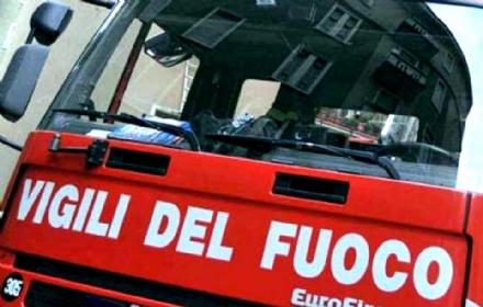 NICHELINO - Altra vettura a fuoco nella notte in via Da Verrazzano