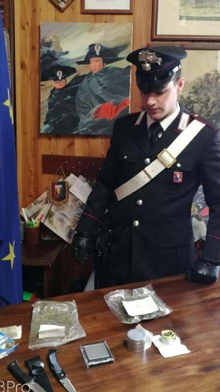 MONCALIERI - Ventenne moncalierese arrestato a Bardonecchia per droga