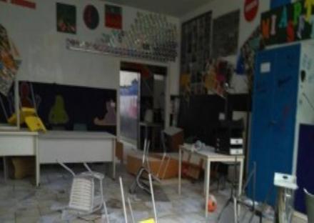 BEINASCO - Partiti i lavori di riqualificazione del centro giovani di via Mirafiori