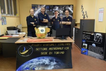 CARMAGNOLA - Un volo nello spazio per conoscere la cometa Swift-Tuttle