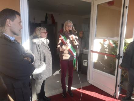 CARMAGNOLA - Inaugurata Casa Roberta, dopo unattesa lunga 13 anni