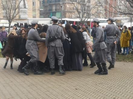 NICHELINO - La deportazione degli ebrei al mercato del sabato. Per non dimenticare la shoah