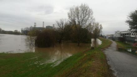 MALTEMPO - Emergenza finita: i fiumi si abbassano e il tempo migliora