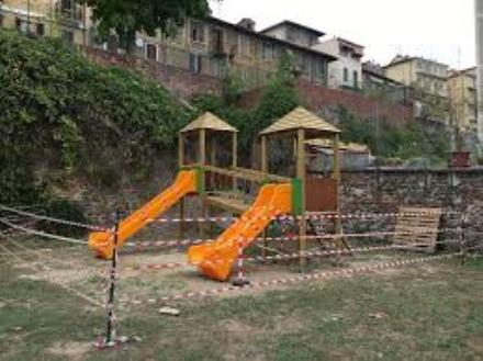 MONCALIERI - Bambini e giardini insieme per animare gli spazi della città
