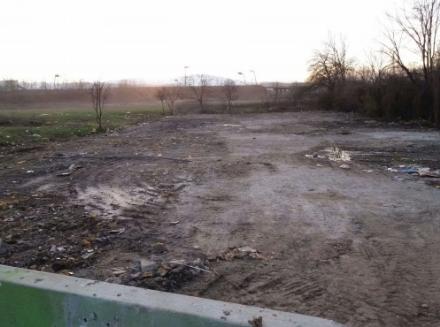 BEINASCO - Demolire il campo nomadi è costato 27 mila euro