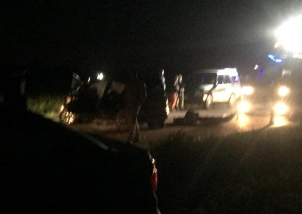 OSASIO - Grave incidente nella notte sulla provinciale 138: due feriti