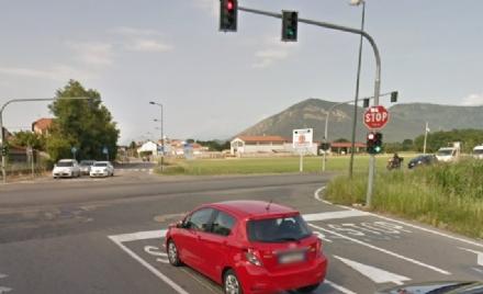 RIVALTA - Arriva una nuova telecamera per il controllo del territorio tra via Giaveno e via Nenni